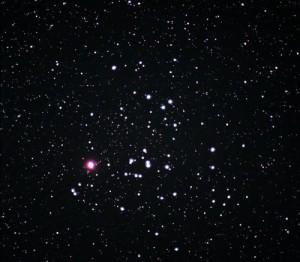 Hyades, el cúmulo medido por Eddington. Créditos Fotográficos: Joe Robert (www.rocketroberts.com).