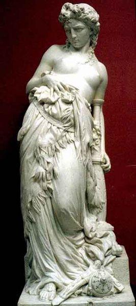 Escultura de Howard Roberts (1843/1900)