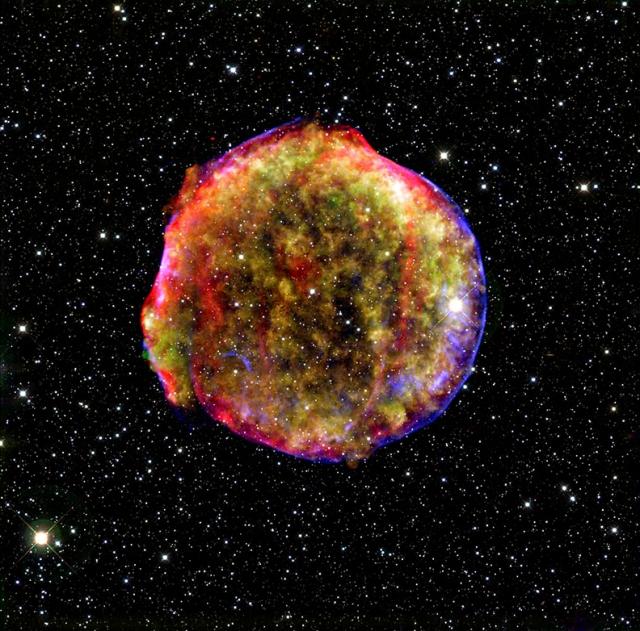 Supernova de Tycho