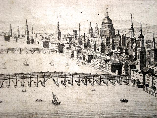 Londres, 1700