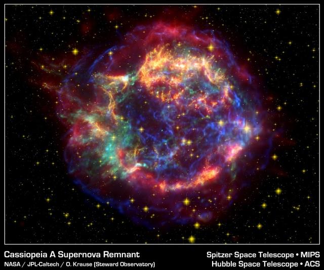 Kepler-s-Supernova-remnant-By-NASA