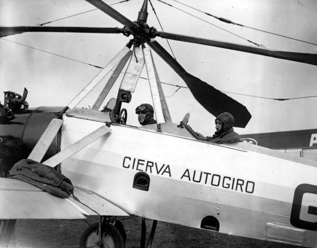 Cierva Autogiro