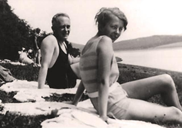 Maria y Max Born
