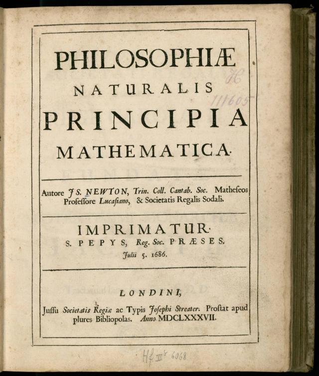 Newton_-_Principia_(1687),_title,_p__5,_color