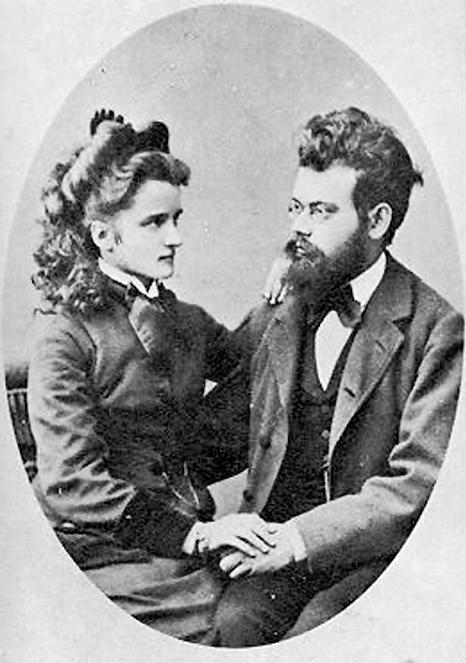Henriette y Ludwig, Los Boltzmann | Los Mundos de Brana