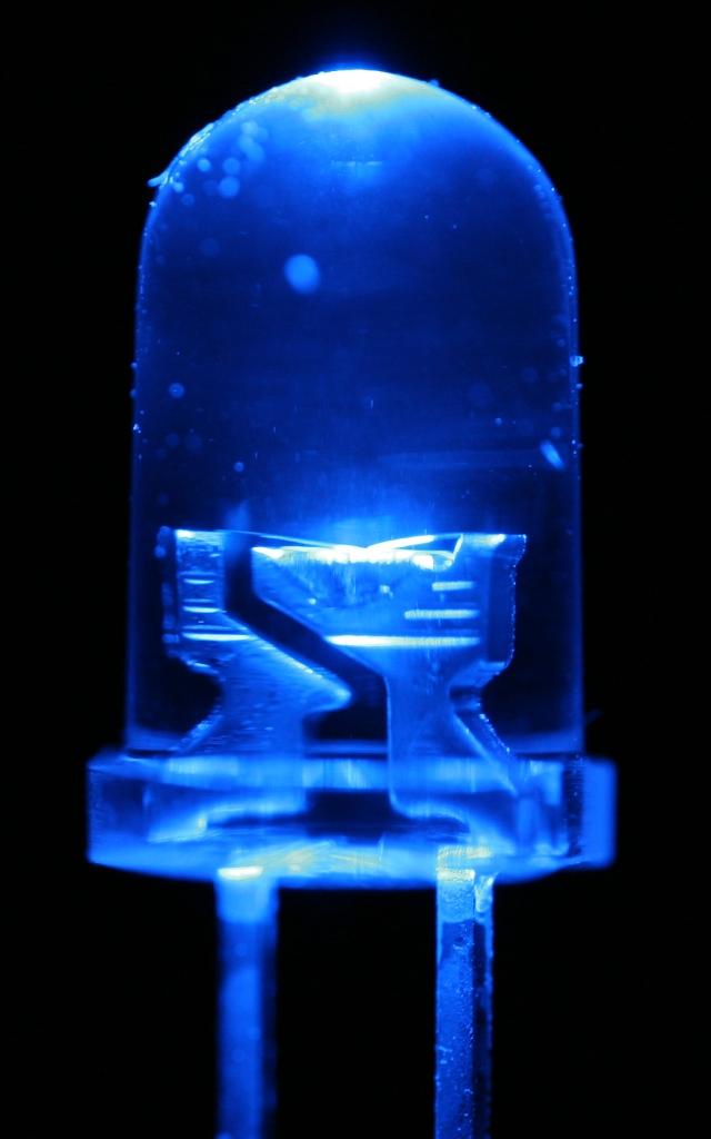 LED_macro_blue