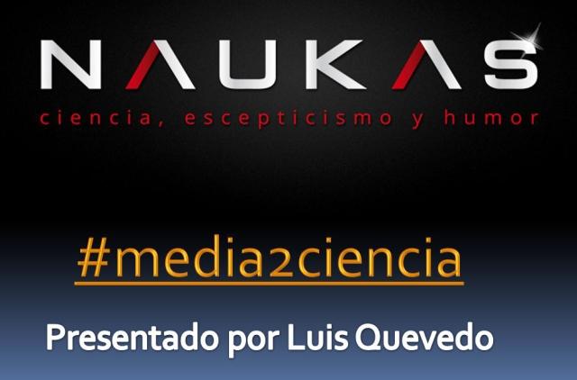Media2ciencia