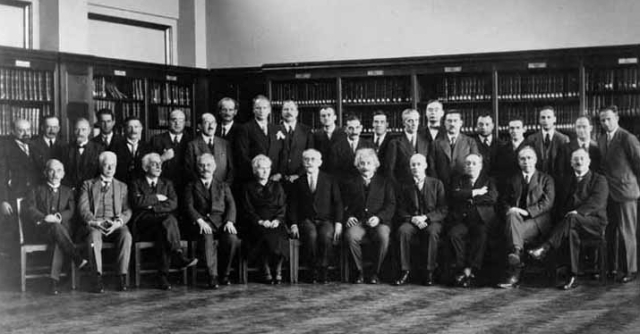 Congreso de Solvay 1930