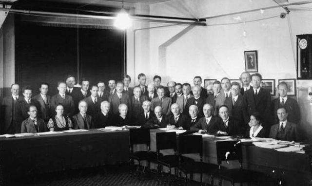 Congreso de Solvay 1933