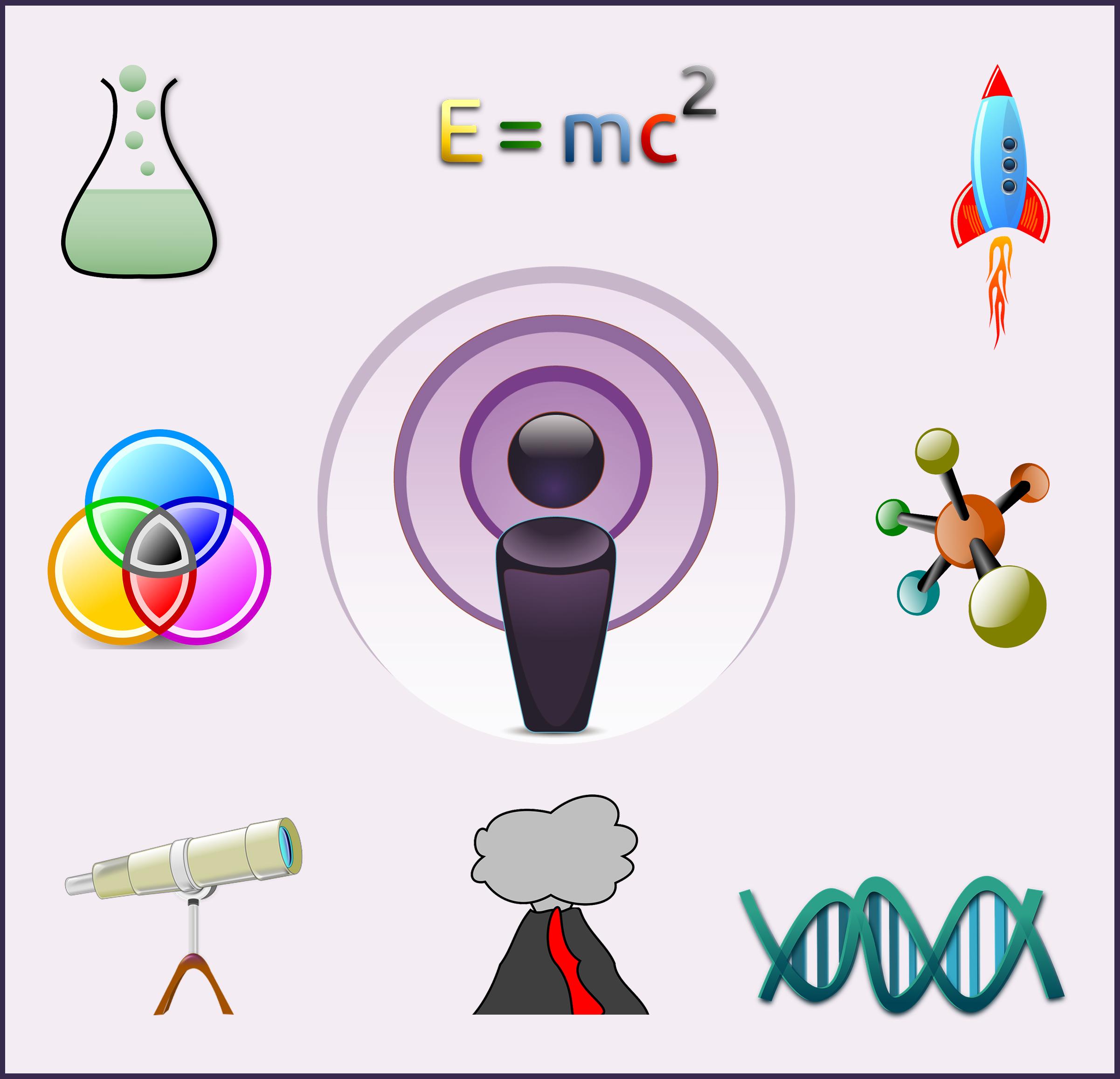 Haciendo clic aquí accedes al listado de podcasts de ciencia que ha elaborado la amiga Laura Morrón