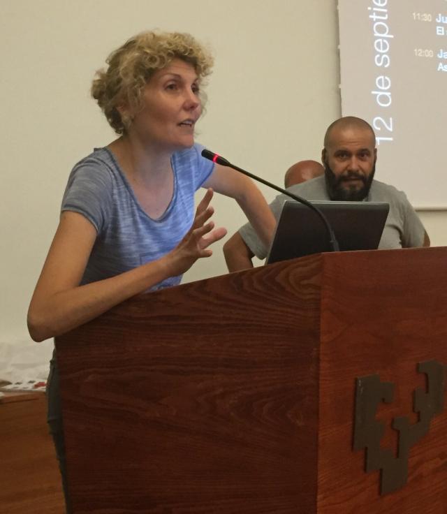 Foto de Teresa Valdés-Solís