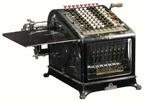 Máquina Burroughs