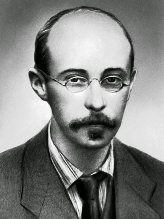 Alexander Friedmann