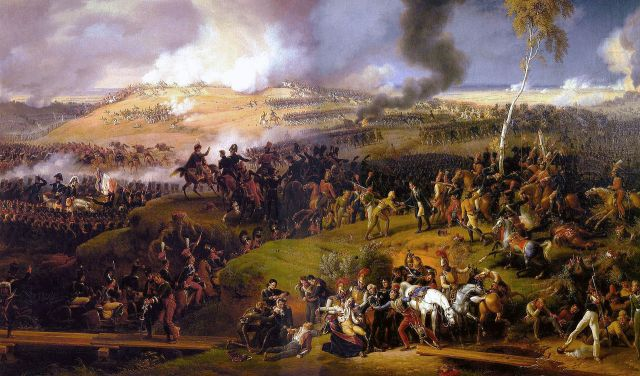 Louis Lejeune «Battle of Moscow, 7th September 1812»