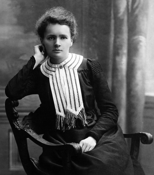 Changing worl Marie Curie (1867-1934)