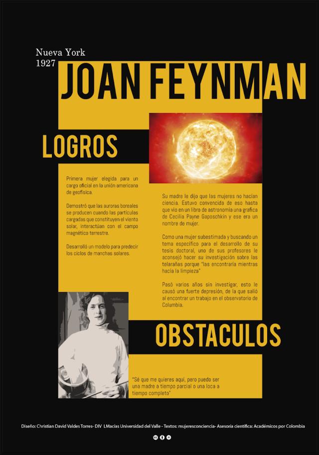 Joan Feynman